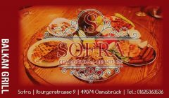 Sofra Balkan Grill Osnabrück